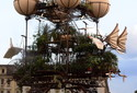 Nantes European Green Capital 2013: the aéroflorale landed in Turin